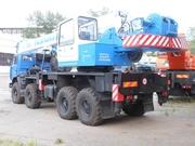 Автокран новый. Галичанин 32 тонн,  КС-55729-5В,  вездеход,  8 на 8.