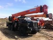 Продаю автокран КС-55713-3К-1 «Клинцы»,  25т.,  стрела – 21 метр. Новый.