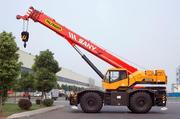 Вездеходный короткобазный кран Палфингер-Сани,  55 тонн. Продаю.
