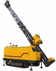 Гидравлическая буровая установка XDY1500