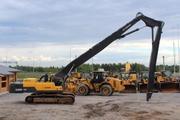 Гусеничный экскаватор Volvo EC480DL Demolition