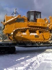 Трактор Кировец К-701,  К-700,  трех мостовый вездеход с минимальной нар